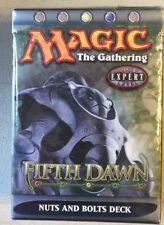 MTG FIFTH DAWN NUTS AND BOLTS Theme Deck FREE SHIP