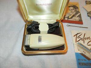 The New Remington Five Electric shaver Model 578  White unit