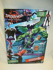 Brand New Marvel Spider-Man Into The Spider-verse Super Collider Playset