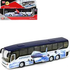 MAN Lion's Coach Diecast Model Russian Bus Scale 1:50