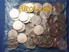 Pièces euro pour 1 Cent année 2002