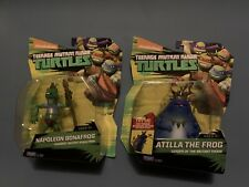 New ListingPlaymates Teenage Mutant Ninja Turtles - Napoleon & Atilla The Frog Figures