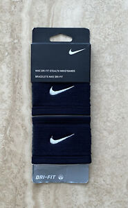 NIKE NIKE DRI FIT STEALTH WRIST BAND BRAND NEW WITH TAGS