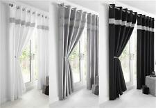 Unbranded Living Room Contemporary Curtains & Blinds