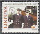 Lithuania 2013 993 80 Anniv. 1º Flight Transatlantic