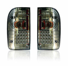 LED Smoked Taillight Rear Lamp Fit Toyota Hilux 1998-2004