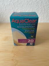 AquaClear Filtereinsatz aus Schaumstoff für Powerfilter 20
