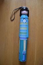 Girls Novelty Umbrella in Rigid Plastic Case