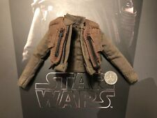 Hot Juguetes Star Wars Rogue uno Jyn Observatorio Chaqueta & Chaleco Suelto Escala 1/6th