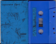Concrete Cunt - Hnww, Tape (Power Electronics, Noise)