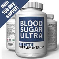 BigBottleSupplements.com Blood Sugar Ultra - Blood Sugar Support Supplement