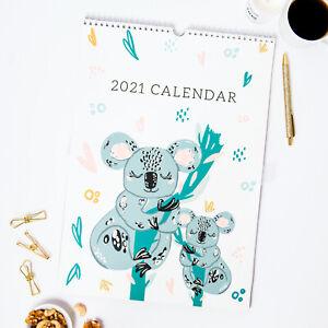 The Organised 2021 Family Calendar