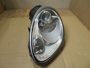 2006-2008 PORSCHE CAYMAN 987 3.4L FRONT LEFT DRIVER SIDE HEADLIGHT LAMP OEM
