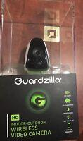 New Guardzilla indoor/outdoor wireless Surveillance System GZ100W