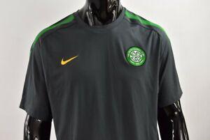 NIKE CELTIC FC GLASGOW Training Jersey Shirt SIZE XL (adults)