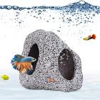 Ameliade Aquarium Cave Decorations, Betta Hideout Fish Tank Accessories, Shrimp