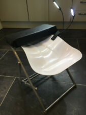 Podiatry Chiropody Stool. Foot health foot stool and debris catcher. Foot rest