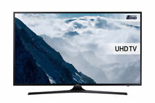 "SAMSUNG 55"" 55KU7350 4K SMART CURVED LED TV 1 YEAR ONSITE WARRANTY REFURBISHED"