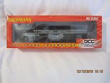 Bachmann HO Alco FA-2 - Sound & DCC Equipped -- New York Central - HO