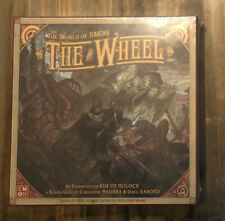 The World of SMOG: Rise of Moloch The wheel Expansion