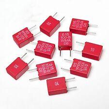 50x WIMA MKS-2  0.15uF 10% 100V Metallized Polyester Film Capacitor