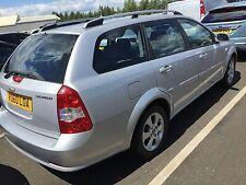 60 REG CHEVROLET LACETTI 1.8 SX AUTO ESTATE,V/CLEAN CAR,ALLOYS,AIRCON, LOW MILES