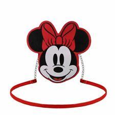 Disney Minnie Mouse Visage Schaped Sac à Bandoulière - Sac à Main Cosplay