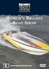 Discovery - World's Biggest Boat Show (DVD, 2004)