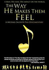 USED (GD) Jackson, Michael - The Way He Makes Them Feel: Michael Jackson Fan Doc