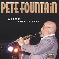 Alive in New Orleans by Pete Fountain (CD, May-1998, Laserlight) New Sealed