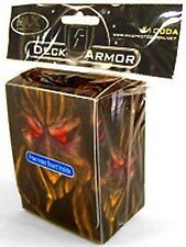 Yugioh Max Protection Treeman Deck Box w Divider (Holds 75 Cards)