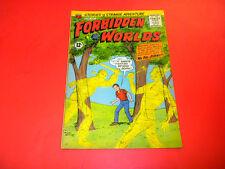 FORBIDDEN WORLDS #104 ACG 1962 Stories of Strange Adv.