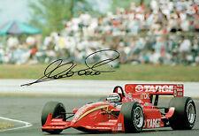 Alex ZANARDI Signed 12x8 Indycar Grand Prix Photo Autograph AFTAL COA