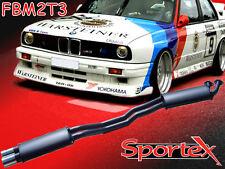 Sportex BMW 325i performance exhaust system E30 09/1985-01/1991