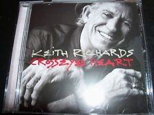 Keith Richards (The Rolling Stones) Crosseyed Heart (Australia) CD – New