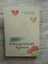 NEU OVP Unser Schwangerschafts Tagebuch | Paperish | Schönsten Momente