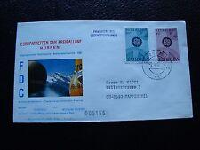PAYS-BAS - enveloppe 2/5/1967 (cy90) netherlands