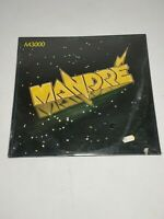 Mandre M3000 Vinyl LP 122 Motown Electro Funk Unopened Sealed *CLIPPED COVER*