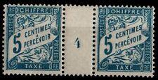 Millésime 1894 du Timbre TAXE n°28, Neufs * = Cote 35 € / Lot France
