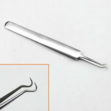 Bend Curved Blackhead Acne Clip Clips Pimple Comedone Remover Tool Face Cleaner