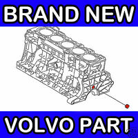 Genuine Volvo D5 Engines (D5244Txx) Rear Oil Gallery Core Plug