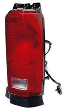 TAIL LIGHT ~ Fits: 1984-1990 Plymouth Voyager/ Dodge Caravan ~ Passenger (right)