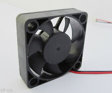 1pc 50mm Brushless DC Cooling Fan 50x50x15mm 5015 7 blades 12V 2pin Connector US