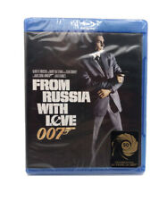 James Bond 007 FROM RUSSIA WITH LOVE BLU-RAY (Sean Connery) NEW SEALED AUTHENTIC