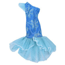 """Beautiful Handmades Party Clothes Dress for 9"""" Barbie Dolls Mini Lovely FF"""