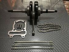 SCOOTER 150CC GY6 HIGH PERFORMANCE STROKE CRANKSHAFT +8.2MM SPACER 57MM SPACING