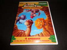 THE LAND BEFORE TIME-AMAZING ADVENTURES-New journeys, new friends & adventures