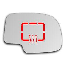 Droit Côté Passager Miroir De Verre chauffable pour Chevrolet Epica 2006-2015