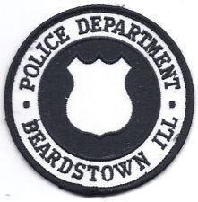 **BEARDSTOWN ILLINOIS POLICE PATCH**