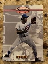 Ron Santo 1993 Ted Williams set card #23 Chicago Cubs Nrmnt Mnt